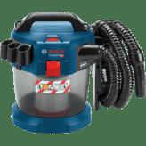 Wet/dry extractors
