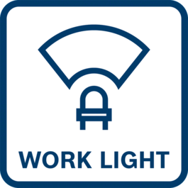 Illumination for the direct workspace
