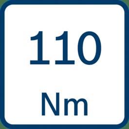 Torque 110 Nm