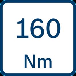 Torque 160 Nm