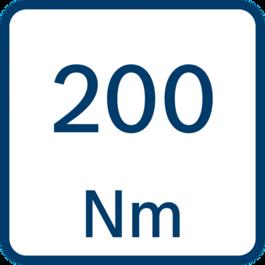 Torque 200 Nm
