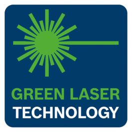 Green laser technology for high visibility