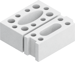 Lime and sand bricks