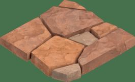 Soft stone