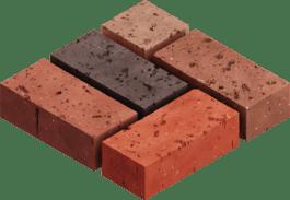 Solid brick