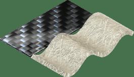 Fibre plastics GFK, CFK
