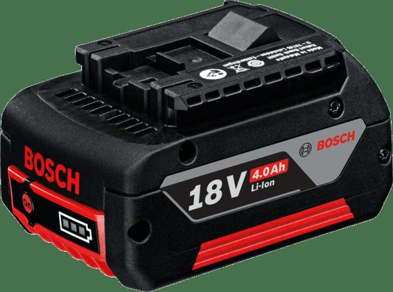 GBA 18V 4.0Ah M-C Professional