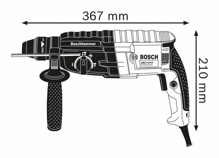 GBH 2-24 DRE