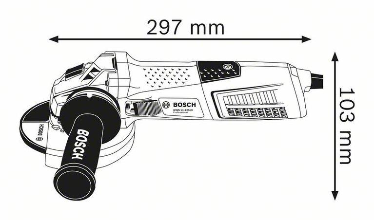 GWS 13-125 CI