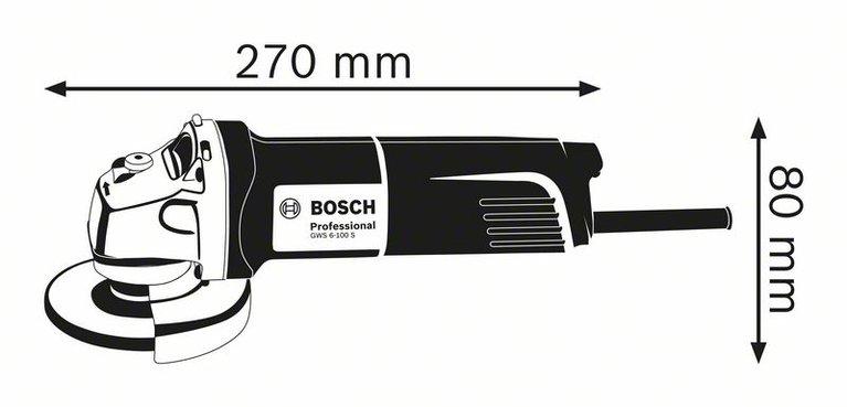 GWS 6-100 S