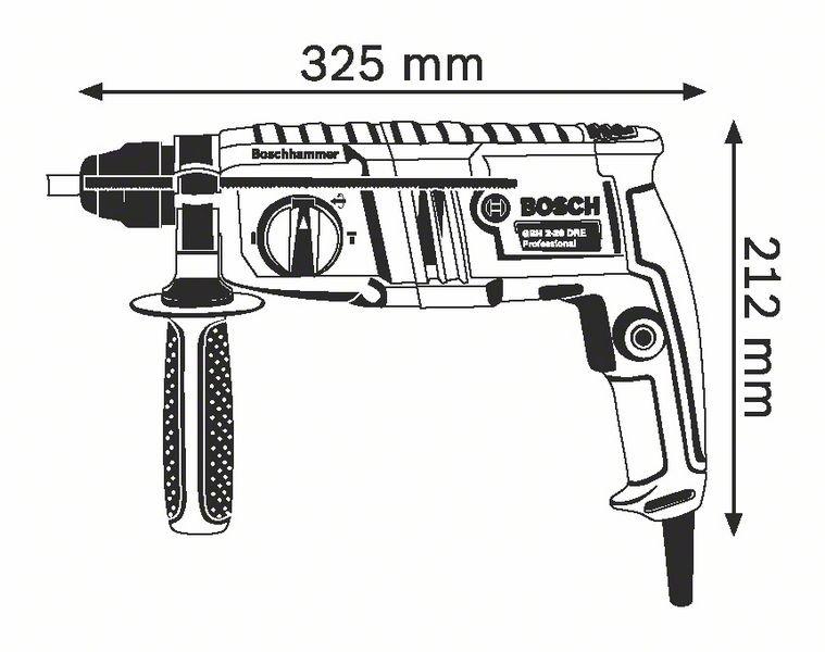 GBH 2-20 DRE