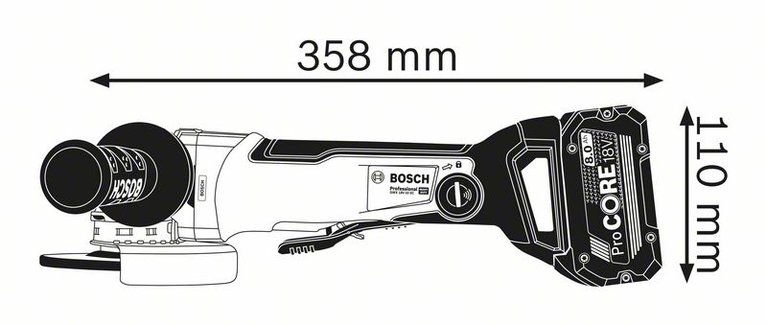 GWX 18V-10 SC